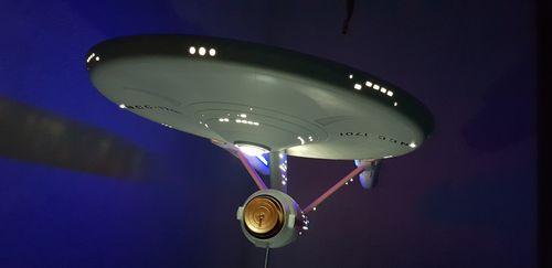 Effect LED Lighting Kit TOS U S S  Enterprise NCC 1701 1/350